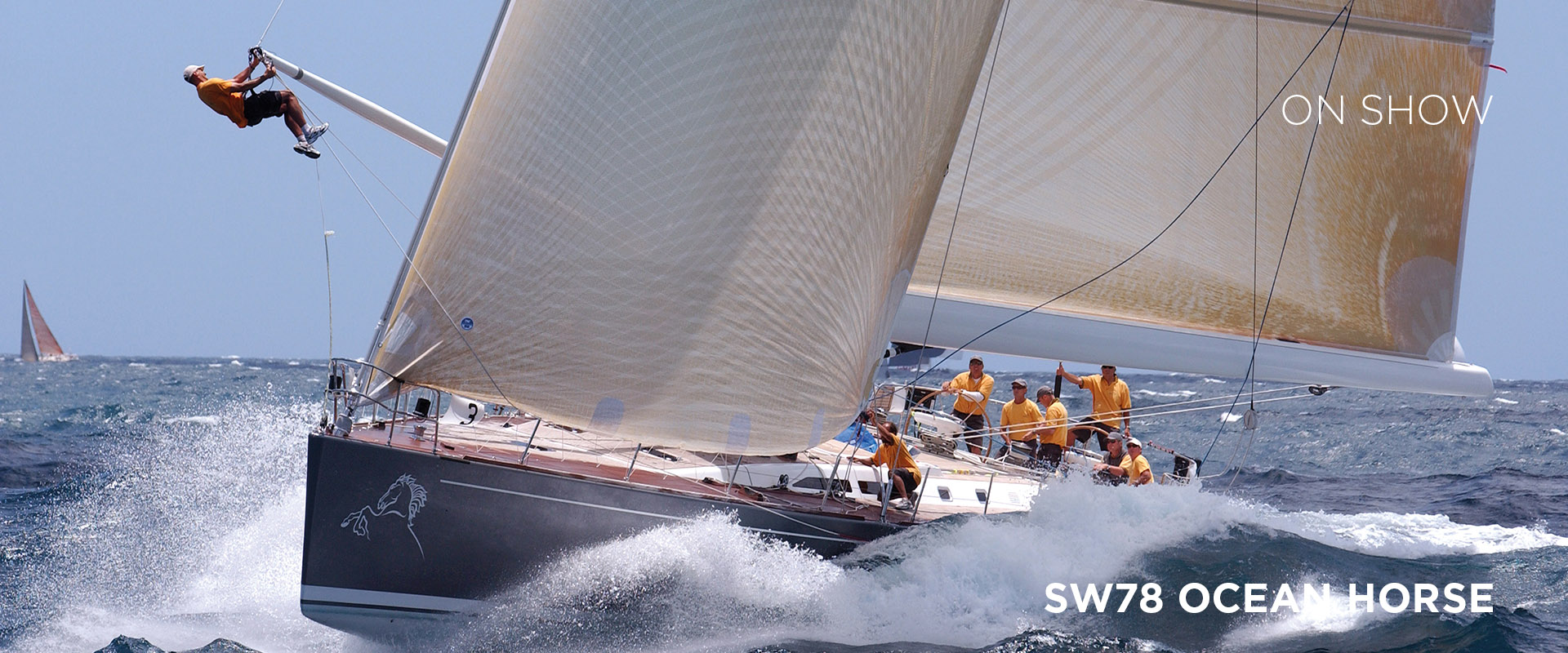 SOUTHERN WIND YACHTS AT PALMA SUPERYACHT SHOW